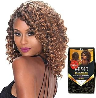 Royal Zury Synthetic Hair Crochet Braids V8.9.10 GoGo Curl 1Pack Enough (1)