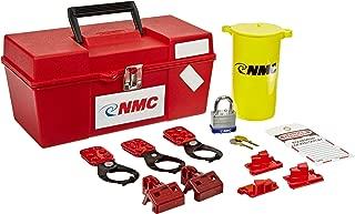 NMC ELOK1 40 Piece Economy Electrical Lockout Kit