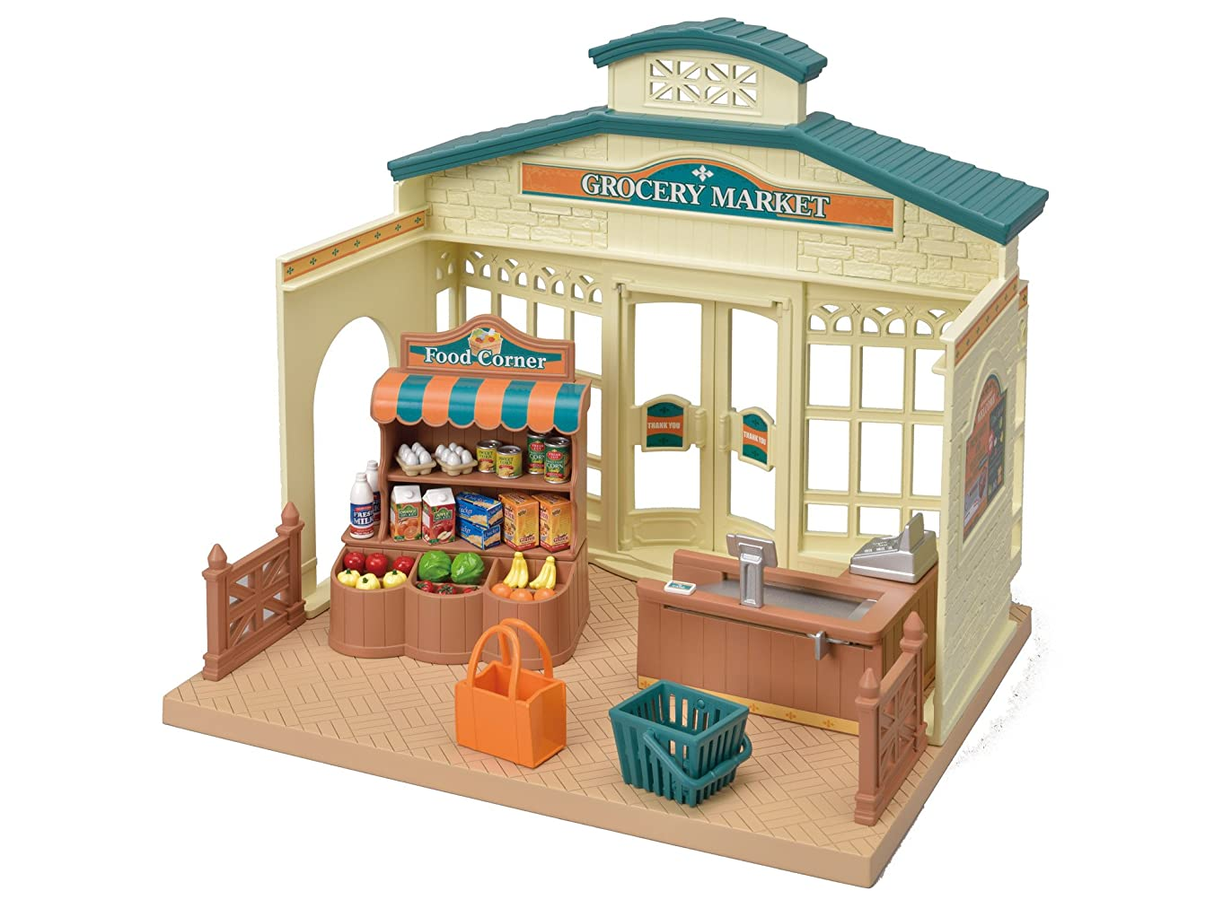 Calico Critters Grocery Market h84652309
