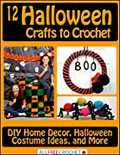 Best halloween crochet book Reviews