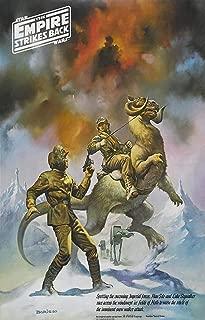 73268 Star Wars Episode V The Empire Strikes Coca Cola Decor Wall 16x12 Poster Print