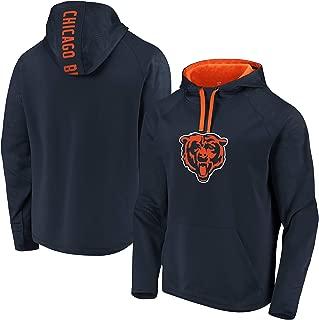 Chicago Bears NFL Fanatics Defender Primary Logo Hoodie
