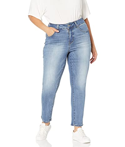 Jag Jeans Plus Size Reese Vintage Straight Jean
