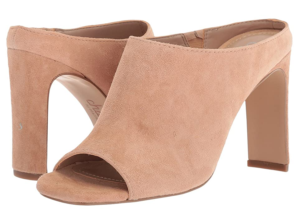 Charles by Charles David Goldie (Nude Suede) High Heels