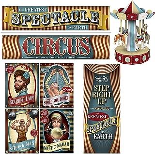 vintage carnival items