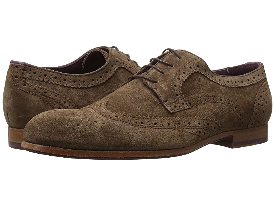 Ted Baker Granet (Brown Suede) Men