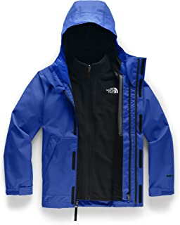 the north face boys boundary triclimate winter jacket