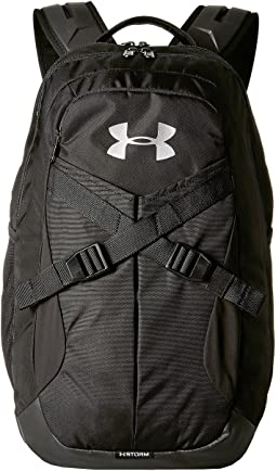 Under armour ua scrimmage backpack youth graphite black hyper green ... 2f7edf1debf79