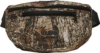 Urban Classics Unisex Schultertasche Real Tree Camo Shoulder Bag, Bauchtasche für Männer und Frauen in realistischer Tarn-...