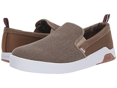 Ben Sherman Harry Slip-On (Taupe Canvas) Men
