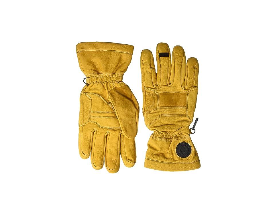 Black Diamond Kingpin Gloves (Natural) Outdoor Sports Equipment