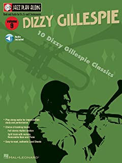 Dizzy Gillespie Songbook: Jazz Play-Along Volume 9 (Jazz Play Along)