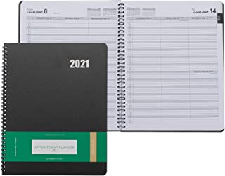 Delane Appointment Planner 2021 Delane Appointment Planner - Spiral Bound Hourly Planner Weekly Appointment Book – Schedul... photo