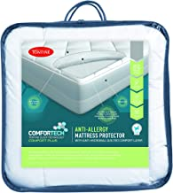 Tontine T6142 Comfortech Anti Allergy Mattress Protector, King Single