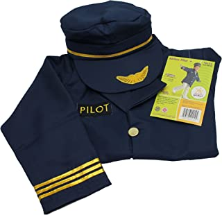 Brand New World Community Helper Airline Pilot Dramatic Dress Up