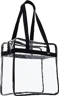 Ensign Peak Clear Tote Bag NFL Stadium Approved - 12
