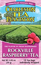 product image for American Classic Pyramid Teabags, Rockville Raspberry, 12 Count, 1.05 Oz