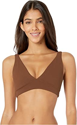 Coconut Brown Texture