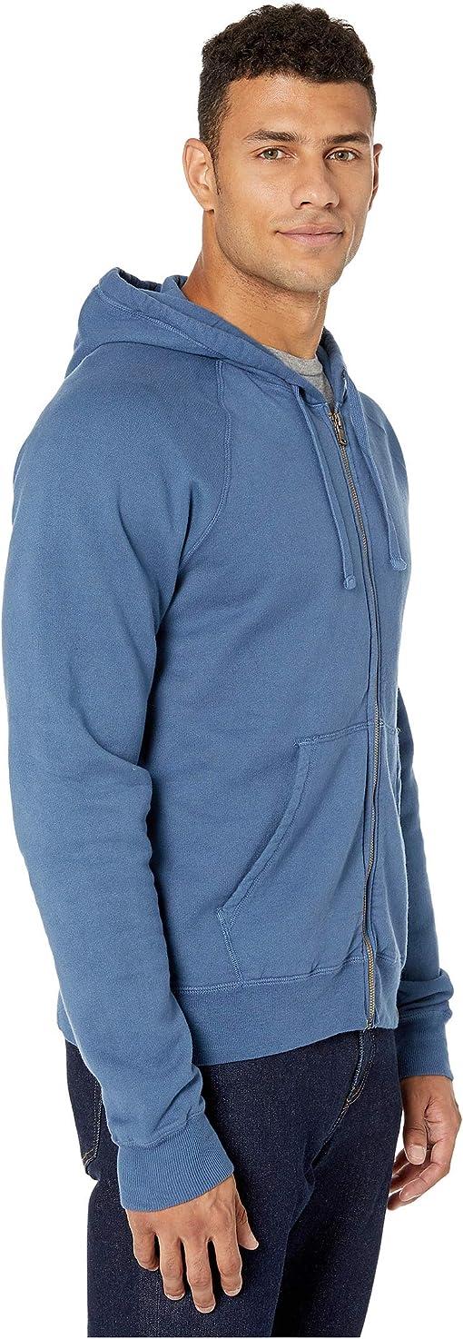 Indigo Batik Blue
