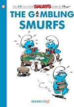 The Smurfs #25: The Gambling Smurfs (The Smurfs Graphic Novels) (English Edition)