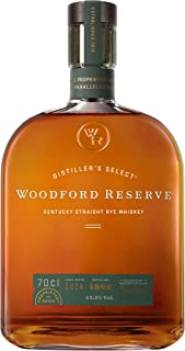 Woodford Reserve Kentucky Rye Whisky 70 cl