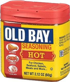 McCormick Old Bay Hot Seasoning, 2.12 OZ