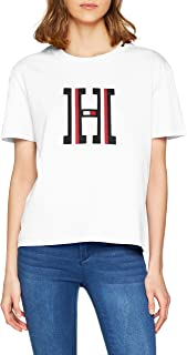 Tommy Hilfiger Women's Brody Crew Neck T-Shirt