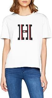 TOMMY HILFIGER Women's Brody Crew Neck T-Shirt