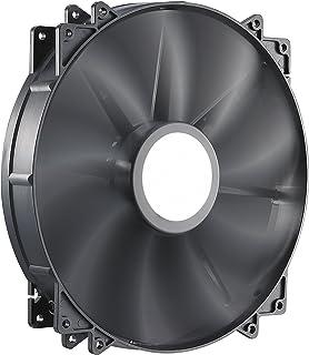 Cooler Master MegaFlow 200mm Black Computer Case Cooling Fan R4-MFJR-07FK-R1