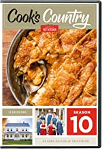 Cook's Country: Cook's Country, Season 10 DVD