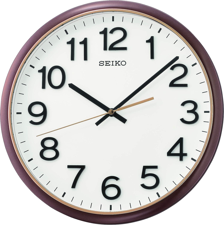 El mejor estilo clásico: Seiko Reloj de Pared