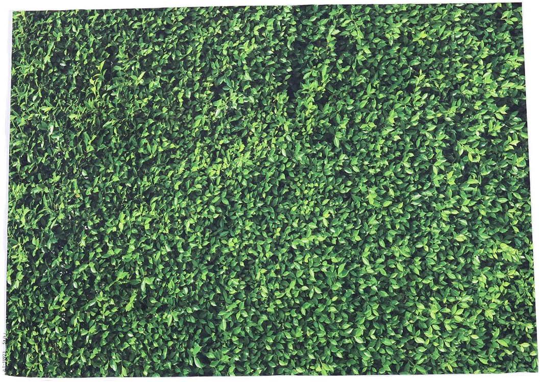 Green 1PC 1.8x2.5M Grass Background Cloth Vinyl Lawn Photography Backdrop Studio Props