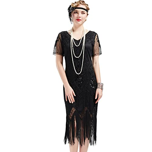 Flapper Dresses: Amazon.com