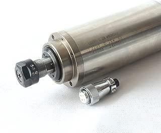 2.2KW Water Cooled Spindle Motor ER20 Collet 80mm 220V 400Hz 24000rpm for CNC Router Machine