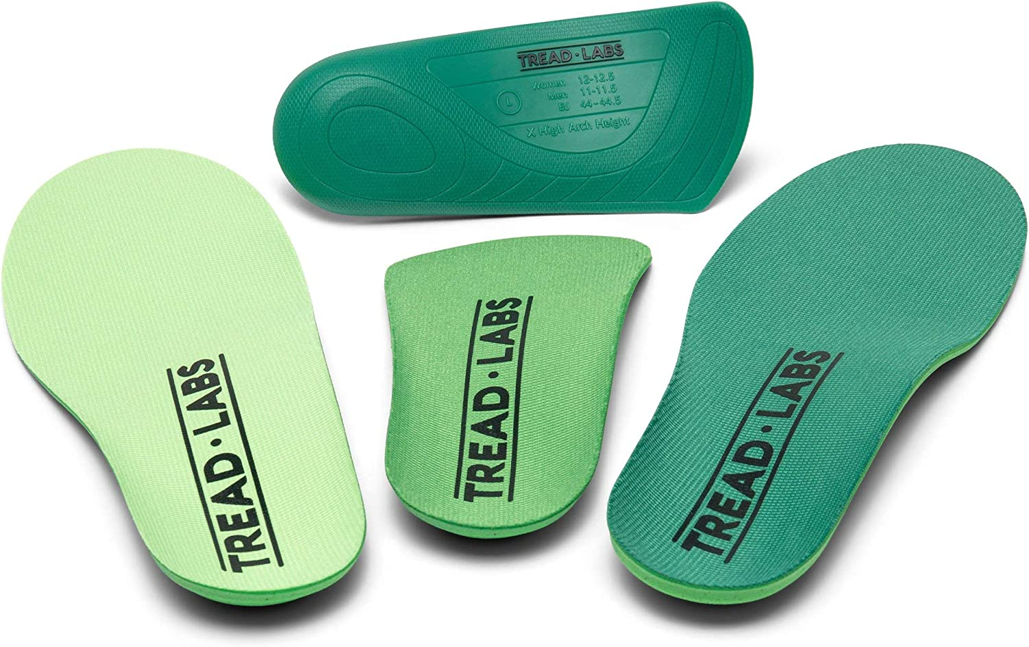 Ramble Oklahoma City Ranking TOP4 Mall Insoles for Men and Women Arch – Firm Improv Supports