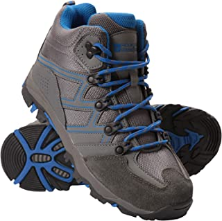 Mountain Warehouse Oscar Kids Walking Boots – Suede