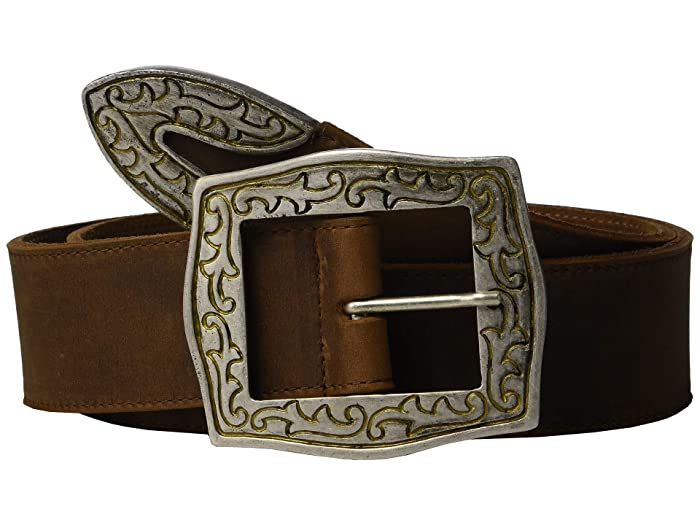 Leatherock Iowa Belt (Tobacco) Women