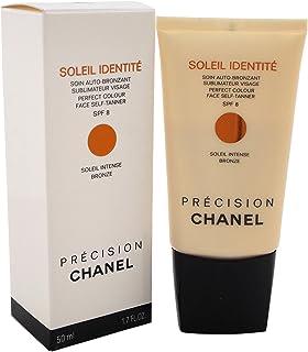 Chanel Soleil Identite Perfect Colour SPF 8 Face Self-Tanner, Intense Bronze, 50ml