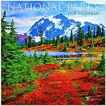 2019 National Parks Mini Calendar