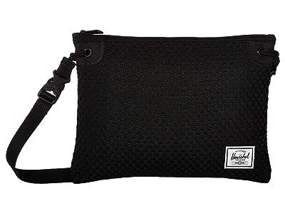 Herschel Supply Co. Alder (Black) Handbags