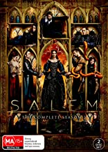 Salem: Season 3 | Janet Montgomery | NON-USA Format | PAL | Region 4 Import - Australia
