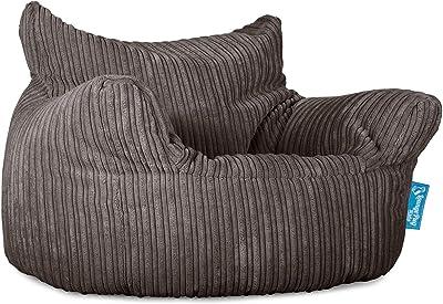 Tremendous Jumbo Cord Giant Beanbag Childrens Brown 4Ft Bean Bag Sofa Dailytribune Chair Design For Home Dailytribuneorg