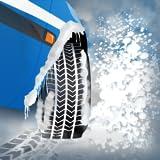 Winter-Reifen Agilität Rennen: die arktische Auto Eistraktion Straße - Gratis-Edition
