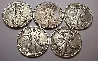 Best 1915 walking liberty half dollar Reviews