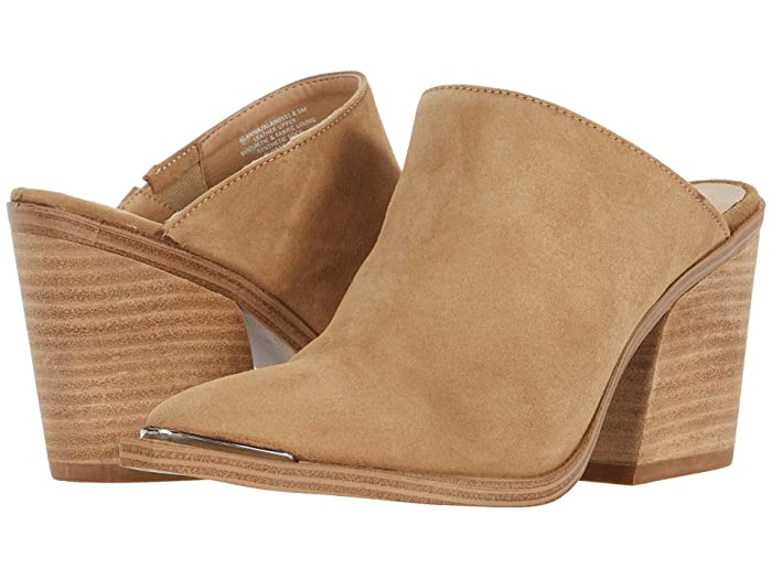 Steve Madden  Alanna Mule (Tan Suede) Womens Shoes