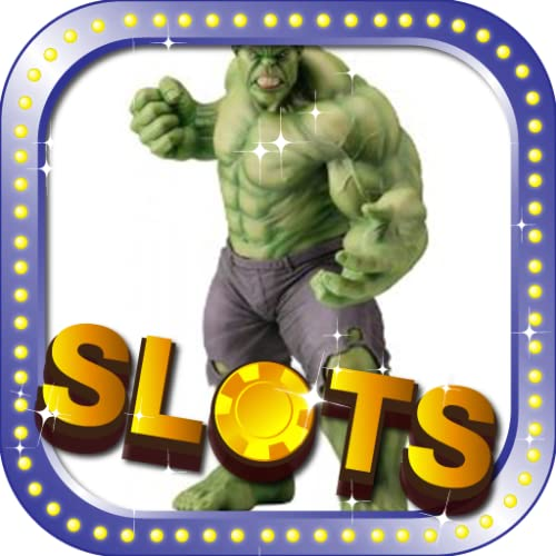 Hulk Tutor Slots Games - Free Slot Machines Pokies Game For Kindle With Daily Big Win Bonus Spins.