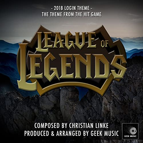League Of Legends - 2018 Login Theme de Geek Music en Amazon ...