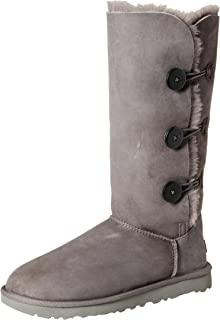 Best grey bailey button triplet ugg boots Reviews