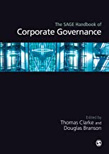 The SAGE Handbook of Corporate Governance (Sage Handbooks) (English Edition)