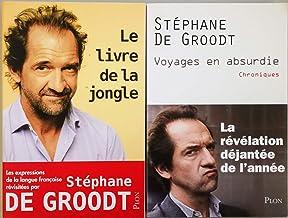 Le Livre de la jongle + Voyage en absurdie (2 livres).